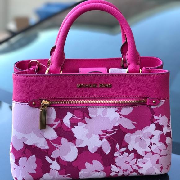 68dbf074f178 Michael kors HAILEE XS satchel bag Granita